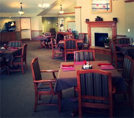 Courtyard Estates at Hawthorne Crossing - Bondurant, IA - Dining Room