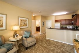 Crescent Park Senior Living - Eugene, OR - Apartment