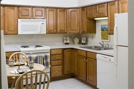 Cumberland Crossings Retirement Community - Carlisle, PA - Kitchen