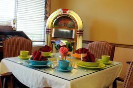 Cypress Place - Assisted Living and Memory Care - Ventura, CA - Dining Room