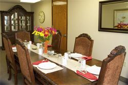 Eden Heights of Eden Assisted Living & Memory Care - Eden, NY - Dining Room