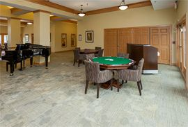 Edencrest at Green Meadows - Johnston, IA - Game Room