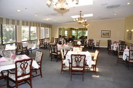 Grand Villa of Dunedin, FL - Dining Room