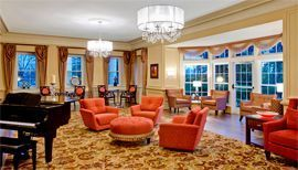 Evergreen Retirement Community - Cincinnati, OH - Lounge