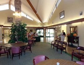 Forest Oaks of Spring Hill, FL - Lobby