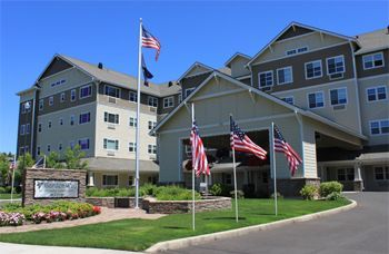 Garden Way Retirement Community - Eugene, OR - Exterior
