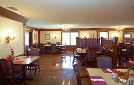 Georgetowne Place - Fort Wayne, IN - Dining Room