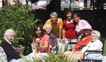 Good Hands Home Care - Fountain Valley, CA - Residents and Caregivers