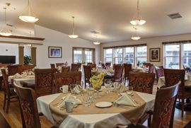 Grace Place - Estacada, OR - Dining Room