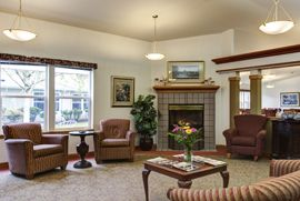 Grace Place - Estacada, OR - Lounge Area