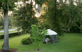 HarborChase of Gainesville, FL - Landscaped Grounds