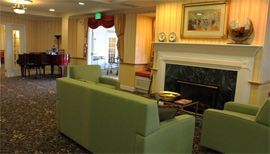 Harbour Assisted Living at Fort Wayne, IN - Lounge