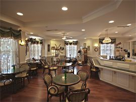 Harbour Senior Living of South Hills - Pittsburg, PA - Bistro