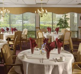 Heritage Greens - Greensboro, North Carolina - Dining Room