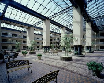 Holiday at the Atrium - Glenville, New York - Common Area