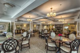 HighPointe Assisted Living & Memory Care - Denver, CO - Dining Room