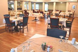 Hitchcock Place - Aiken, SC - Dining Room