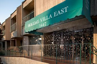 Holiday Villa East - Santa Monica, CA - Exterior