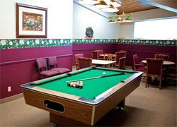Independence Village of Frankenmuth - Frankenmuth, MI - Billiard Room