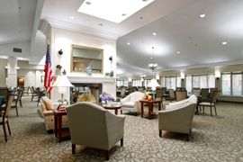 Independence Village of Olde Raleigh, NC - Lounge