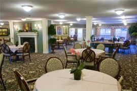 Independence Village of Petoskey, MI - Dining Room