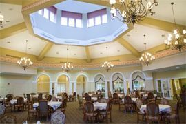 Independence Village of Waterstone - Oxford, MI - Dining Room
