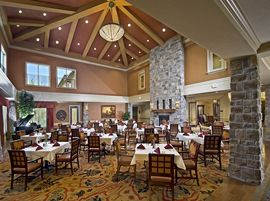 Isle at Watermere - Southlake, TX - Dining Room