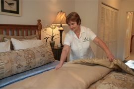 John Knox Village of Central Florida, Inc - Housekeeping