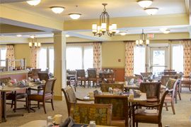 Keystone of Highland Park - Saint Paul, MN - Dining Room
