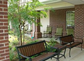 LakeView Estates - Birmingham, Alabama - Patio