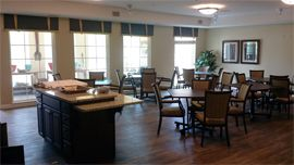 Lombard Place Assisted Living & Memory Care, IL - Bistro