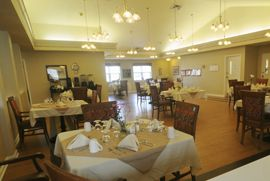 Lowrie Place - Butler, PA - Dining Area