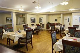 Lynd Place - Muncie, IN - Dining Room