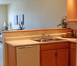 Majestic Rim Retirement Community - Payson, AZ - Kitchen