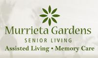 Murrieta Gardens Senior Living - Murrieta, CA - Logo