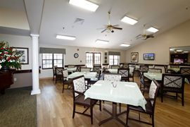 North Pointe - Anderson, NC - Dining Room