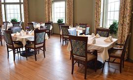 Northstar Place - Kennesaw, GA - Dining Room
