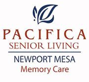 Pacifica Senior Living Newport Mesa - Costa Mesa, CA - Logo