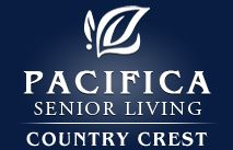 Pacifica Senior Living Country Crest - Oroville, CA - Logo