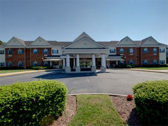 Pacifica Senior Living Virginia Beach, VA - Exterior