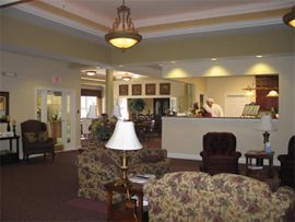 Paradise Park Assisted Living and Memory Care - Fox Lake, IL - Common Area