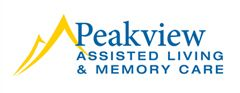 Peakview Assisted Living & Memory Care - Centennial, CO - Logo