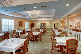 Pointe at Kirby Gate - Memphis, TN - Dining Room