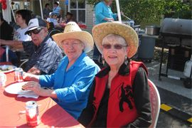 Prairie House Assisted Living and Memory Care - La Pine, OR - BBQ
