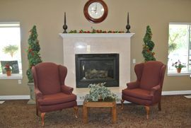 Quail Lodge - Antioch, California - Fireside Seating