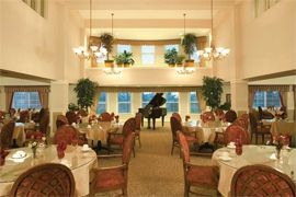 Ridgen Farm Senior Living - Fort Collins, CO - Dining Room