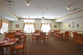 River Crossing - Charlestown, IN - Dining Room