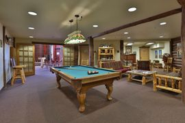 Rose Arbor and Wildflower Lodge - Maple Grove, MN - Billiards Room