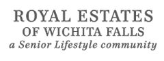 Royal Estates of Wichita Falls, TX - Logo