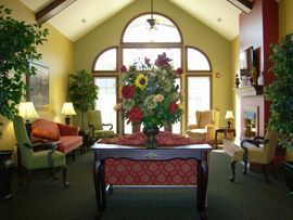 San Gabriel Assisted Living - Rochelle, IL - Lobby